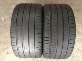 2 GOMAS 285/30/20 MICHELISN SUPER SPORT Puerto Rico Import Tire