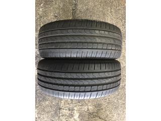 "2 GOMAS 18"" PARA MINI COPPER Puerto Rico Import Tire"