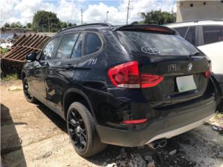 #1198 2013 BMW X1 Puerto Rico EURO JUNKER