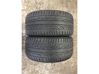 2 GOMAS 255-40-18 NITIDAS Puerto Rico Import Tire
