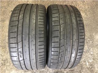 2 GOMAS 265-35-20 CONTINENTAL Puerto Rico Import Tire
