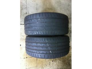 2 GOMAS 235/45/19 CONTINENTAL Puerto Rico Import Tire