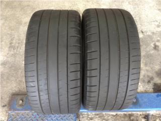2 GOMAS 265/30/19 KUHMO Puerto Rico Import Tire