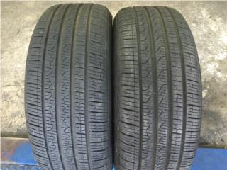 2 GOMAS 205/40/18 PIRELLI RUN FLAT!!!! Puerto Rico Import Tire