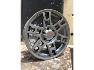 Trd 20 charcoal grey Puerto Rico 4 X 4 OF ROAD WHEEL
