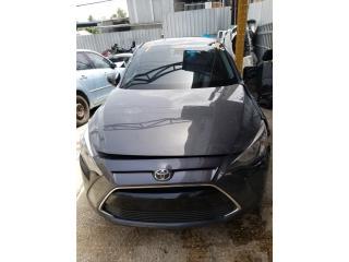 Toyota Yaris 2016 en piezas Puerto Rico Junker Ramos Auto Piezas Inc.
