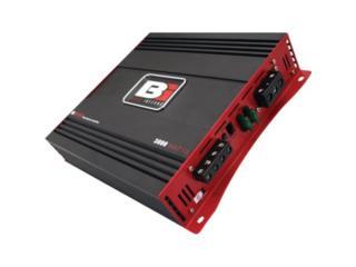 BASS INFERNO 3800 Watts 4 Canales nueva. Puerto Rico Top Electronics