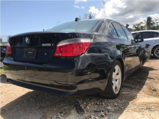 #1185 2007 BMW 5 Series 525i  Puerto Rico EURO JUNKER