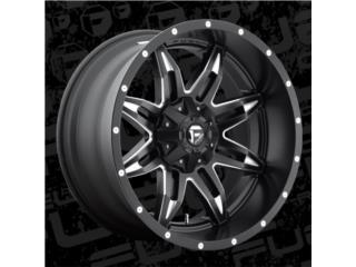 20x10 fuel wheels LETHAL Puerto Rico COVER Y MAS COVER