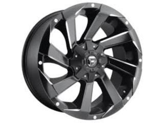 FUEL wheels  RAZOR - D592 Puerto Rico COVER Y MAS COVER