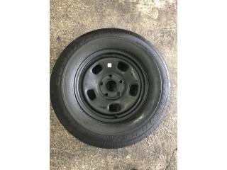 1 ARO DE REPUESTA PARA DODGE RAM Puerto Rico Import Tire
