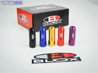 TUERCAS BLOX 12X1.50 & 12X1.25 60MM FINITAS Puerto Rico JJ Wheels and Tires