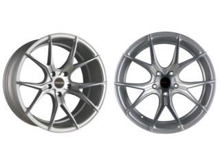 ESPECIAL TRAKLITE VORTEX 20X8.5(5-114) SILVER Puerto Rico JJ Wheels and Tires