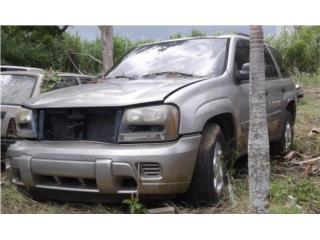 CHEVROLET TRAIL BLAZER 02-05 Puerto Rico JUNKER FITTIPALDI