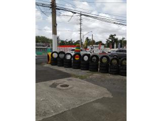 4 Gomas 215/45/17/hankook Puerto Rico GOMERA PIPE.COM