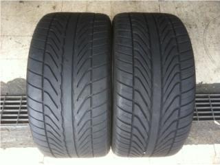 2 GOMAS 285/35/19 GOOD YEAR Puerto Rico Import Tire