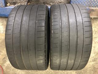 2 GOMAS 285-30-20 MICHELIN PILOT SPORT Puerto Rico Import Tire