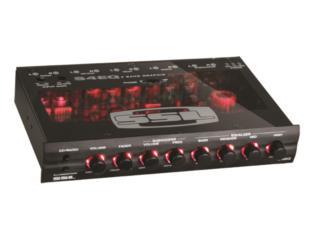 SOUND STORM Pre-Amp-Equalizer 4 bandas Puerto Rico Top Electronics