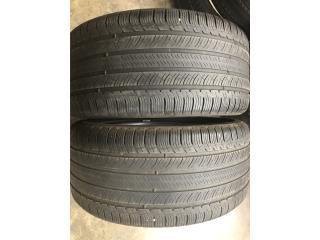 2 GOMAS 295-40-20 MICHELIN  Puerto Rico Import Tire