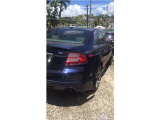 Acura TL 2005 Puerto Rico JUNKER Solution