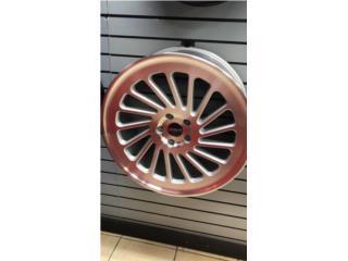 ESPECIAL AROS TRAKLITE 20x10.5 (5-114) Puerto Rico JJ Wheels and Tires