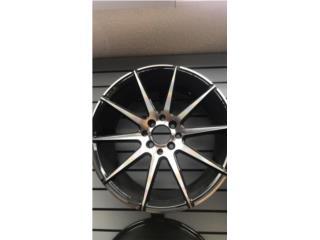ESPECIAL AROS 17x7.5 (4-100/114) Puerto Rico JJ Wheels and Tires