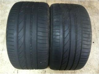2 GOMAS 305/30/19 BRIDGESTONE POTENZA Puerto Rico Import Tire