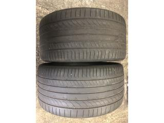 2 GOMAS 325-25-22 CONTINENTAL Puerto Rico Import Tire