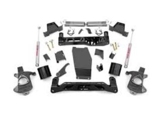 6IN GM SUSPENSION LIFT KIT (14-17 1500 PU 4WD Puerto Rico COVER Y MAS COVER