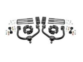 3in Nissan Bolt-On Lift Kit (04-18 Titan 2WD/ Puerto Rico COVER Y MAS COVER