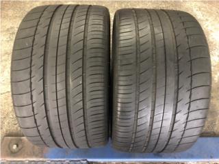 2 GOMAS 305-30-19 MICHELIN Puerto Rico Import Tire