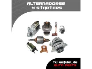 STARTER GRAN VARIEDAD PARA HONDA Puerto Rico Tu Re$uelve Auto Parts