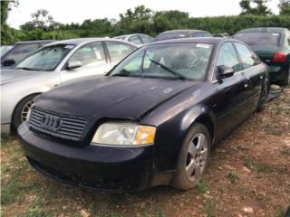 #1220 2003 Audi A6 Puerto Rico EURO JUNKER