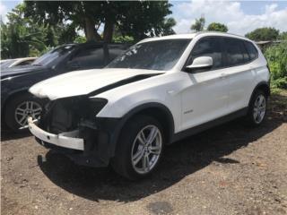 #1214 2013 BMW X3 Puerto Rico EURO JUNKER