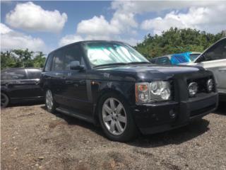 #1218 2003 Land Rover Range Rover HSE Puerto Rico EURO JUNKER