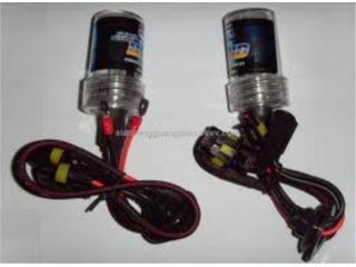 BOMBILLAS HID SUELTAS 35W COLOR 6,000K Puerto Rico JJ illumination and Accessories