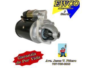 STR TY CAMRY 02-08 GARANTIA X VIDA Y ENVIO  Puerto Rico ALTERNADORES Y STARTERS EWCO