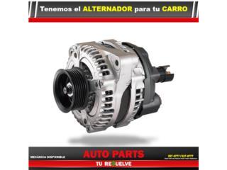 ALTERNADORES GRAN VARIEDAD PARA TOYOTA Puerto Rico Tu Re$uelve Auto Parts