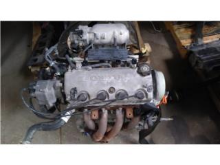 Honda Civic 96-00 1.6 Vtec Puerto Rico Top Solution Speed