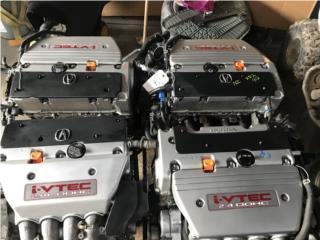 Motor K24 Acura TSX/Honda CRV Puerto Rico Top Solution Speed