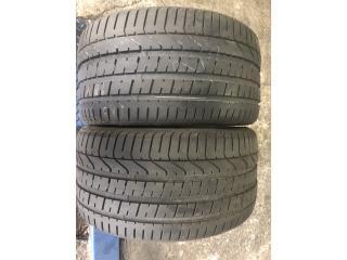 2 GOMAS 285/30/19 PIRELLI P ZERO Puerto Rico Import Tire