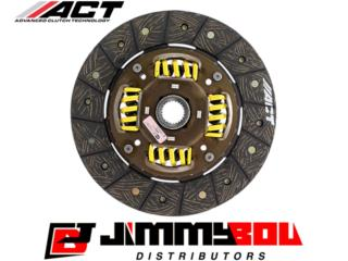 Discos 50/50 ACT CLUTCH Puerto Rico JIMMY BOU DISTRIBUTORS