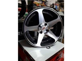 15x7 ms wheels  Puerto Rico COVER Y MAS COVER