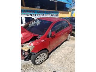 Toyota Yaris 2010 en piezas  Puerto Rico Junker Ramos Auto Piezas Inc.