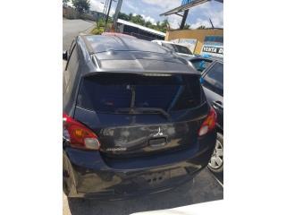 Mitsubishi Mirage 2015 en piezas  Puerto Rico Junker Ramos Auto Piezas Inc.
