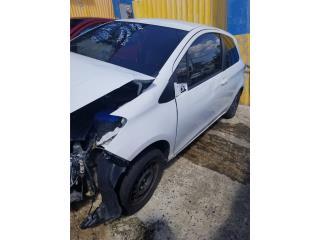 Toyota Yaris 2014 en piezas Puerto Rico Junker Ramos Auto Piezas Inc.