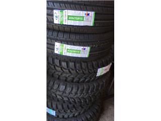 ¡Especial! Gomas 235/75/15 Desde $87.99 Puerto Rico Professional Auto Service