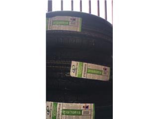 ¡Especial! Gomas 215/65/16 Desde $85  Puerto Rico Professional Auto Service