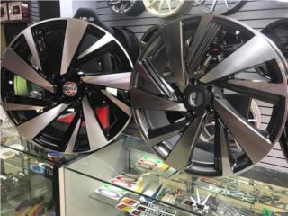 AROS MURANO 20X7.5 DISPONIBLES EN 5-100/5-114 Puerto Rico JJ Wheels and Tires