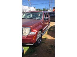 jeep liberty 2008 Puerto Rico JUNKER EXPRESS